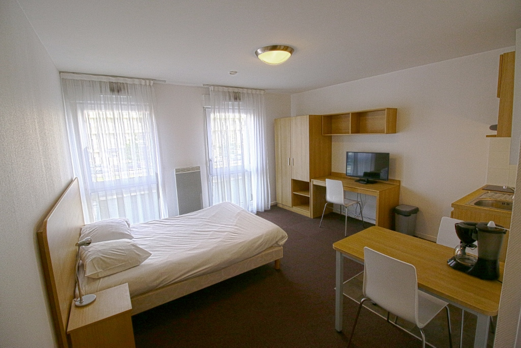 Appart Hotel Troyes City Park