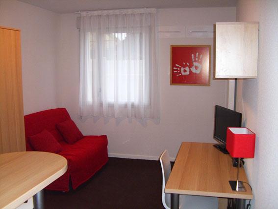 Kosy Appart Hôtel - Promotion Troyes Equalis – Promotion logement long sejour