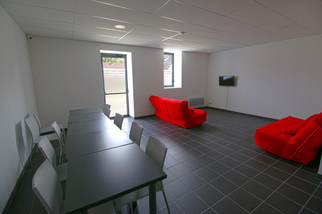 Kosy Appart Hotêl - Troyes Le Campus - Résidence Le Campus à Troyes – Salle commune