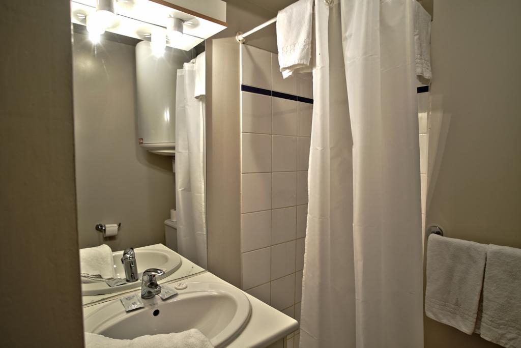 Kosy Appart Hotêl - Avignon Salamandre - Résidence de services Avignon Salamandre – Salle de bain