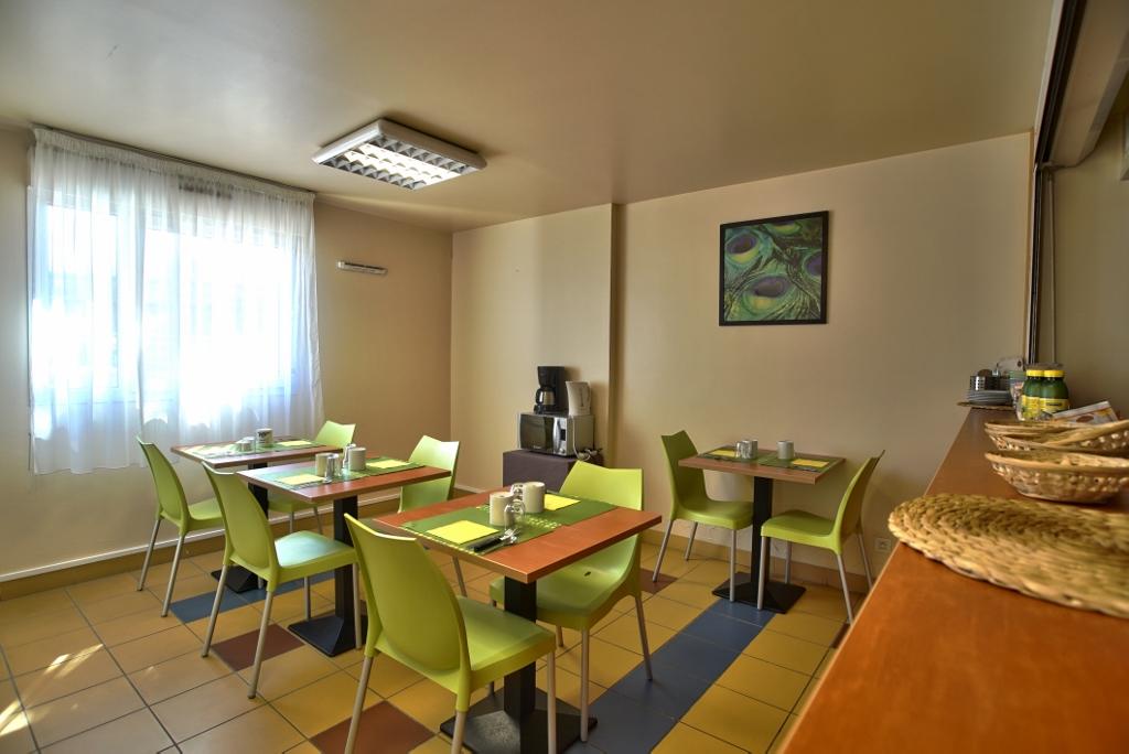 Kosy Appart Hotêl - Avignon Salamandre - Résidence de services Avignon Salamandre – Salle Petits-Déjeuners