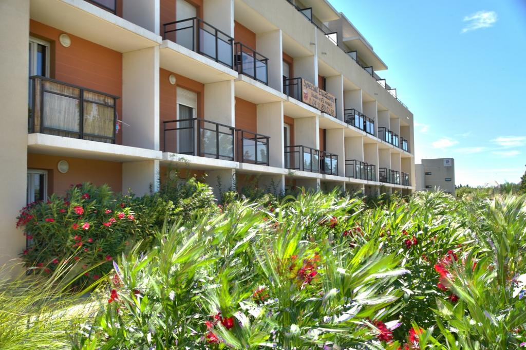 Kosy Appart Hotêl - Avignon Campus Del Sol Esplanade - Résidence Campus Del Sol à Avignon – Jardins