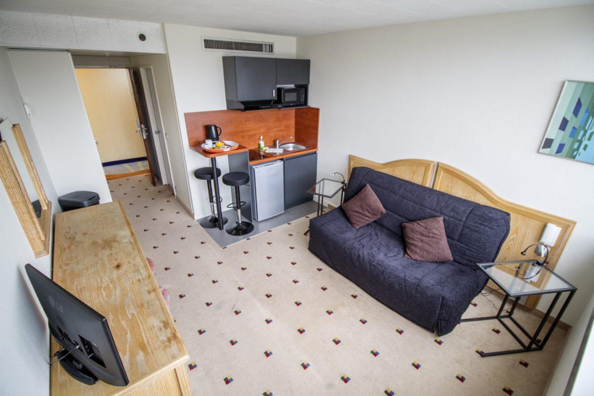 Kosy Appart Hotêl - Nancy Coeur de ville - Résidence Coeur de Ville à Nancy - Studio 45m²
